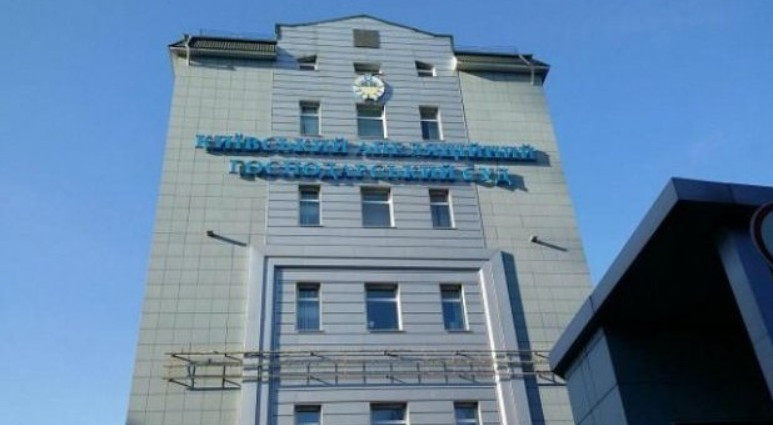Милиция эвакуировала 200 человек изШевченковского суда украинской столицы