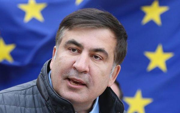 Саакашвили отыскал работу вевропейских странах