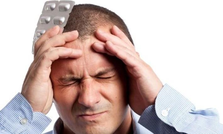 Дефицит меди, железа и витаминов может вызвать головную боль ...