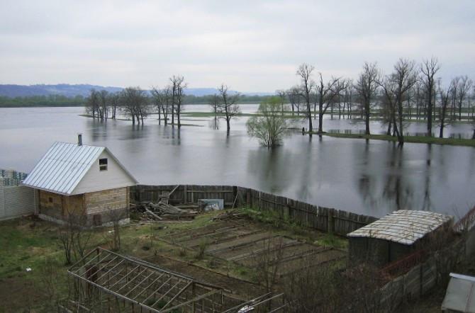 ГСЧС предупредила о стремительном повышении уровня воды вДесне иПрипяти