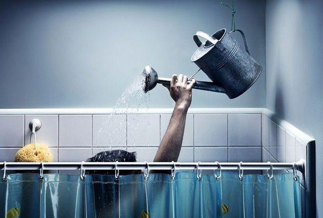 ВКиеве надве недели выключат горячую воду (список улиц)