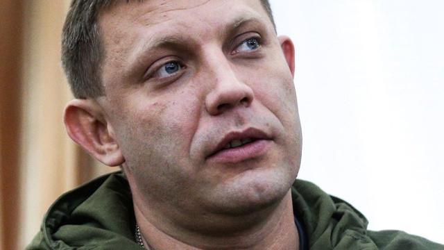 ВДонецке наЗахарченко готовят покушение: известны детали