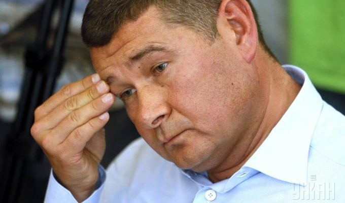 «Газовое дело»: появилось видео разговора Онищенко с управляющим подразделения НАБУ