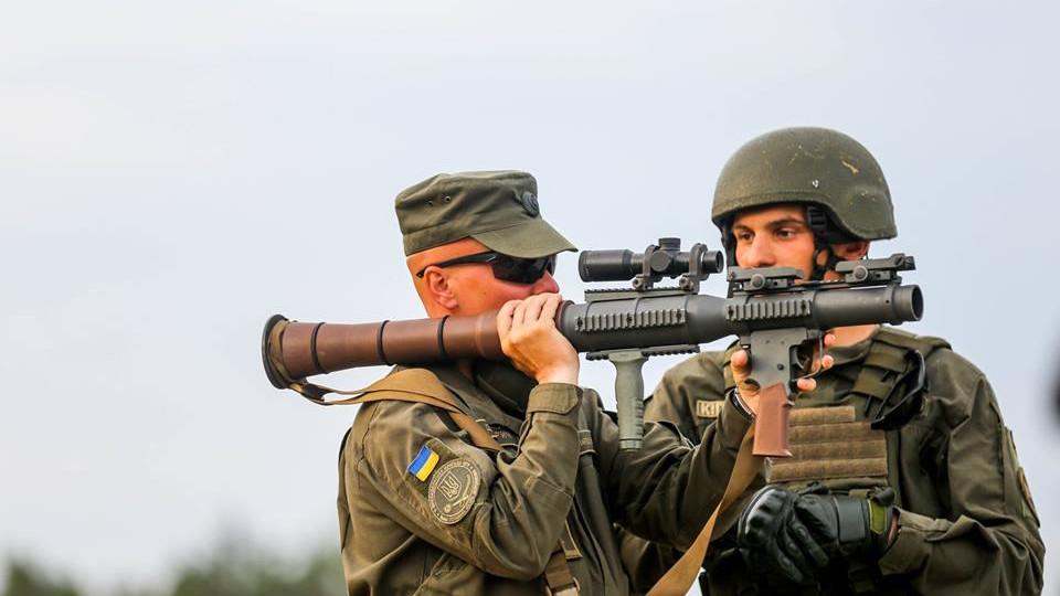 Нацгвардия приняла на вооружение новое мощное оружие: есть подробности