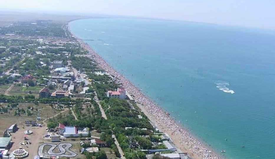 Отдых на Черном море. Названы цены на популярных курортах