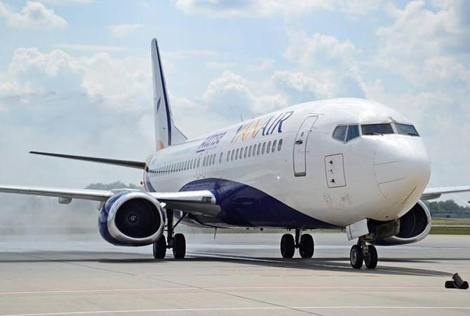Скандальная авиакомпания отменила рейсы изЛьвова вБарселону