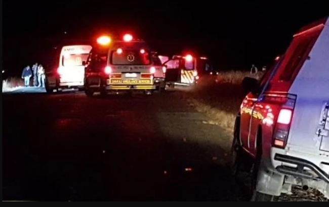 ВЮжной Африке неизвестные убили 11 таксистов