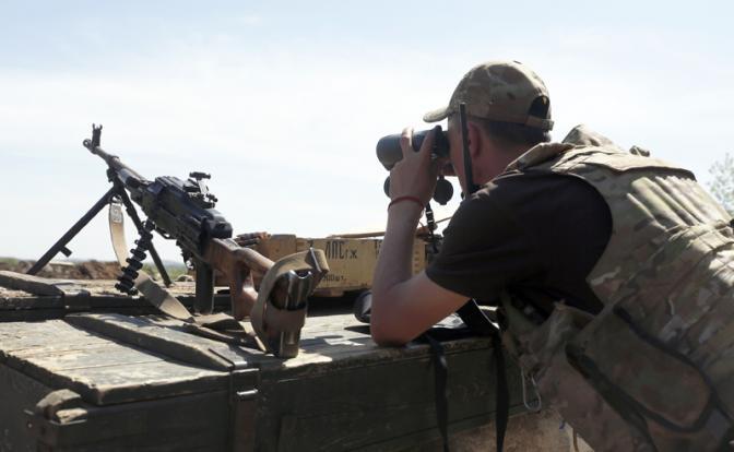 Россия готовится с новой силой ударить на Донбассе