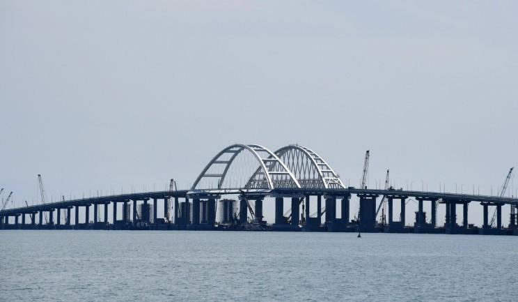 Сдача проекта Крымского моста снова перенесена…