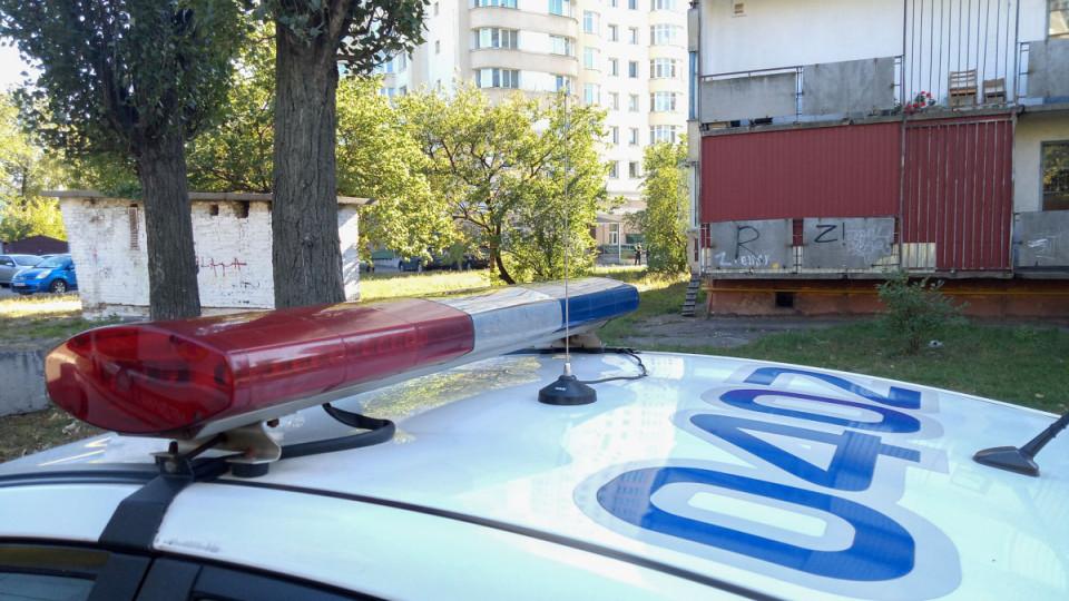 Был завернут в несколько одеял: в Киеве возле многоэтажки нашли труп