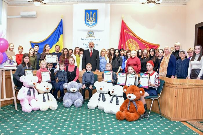 У Господарському суді Харківської області підбили підсумки конкурсу дитячого малюнка