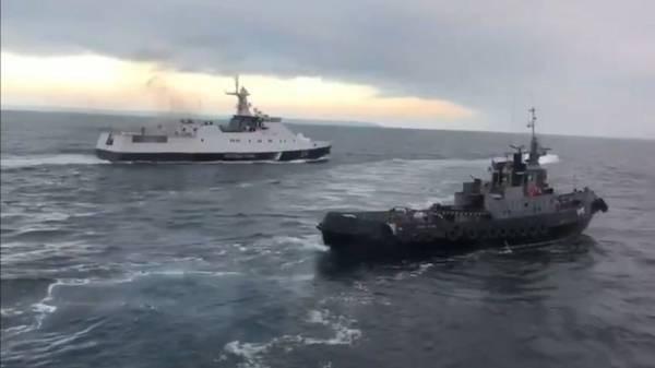 Агрессия РФ на Азове: появились новые подробности об украинских моряках