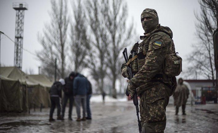 Сутки наДонбассе: противник бил из нелегального вооружения, двое боевиков ликвидированы