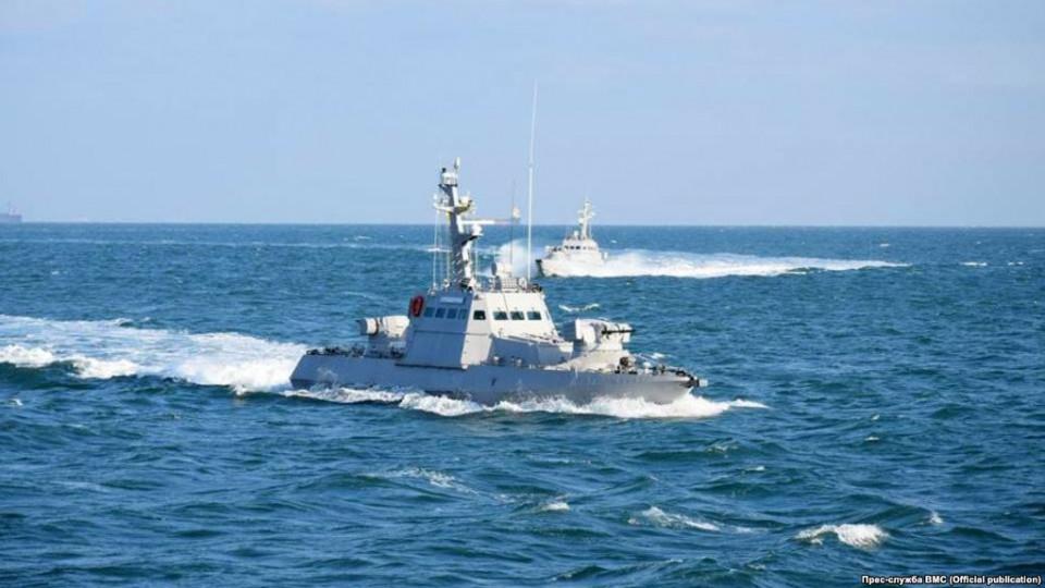 ВЕС подозревали РФ впопытке отнять государство Украину прав наАзовское море