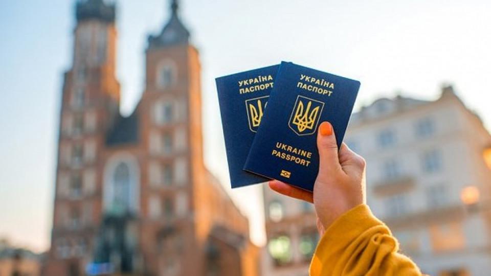 «Безвиз вУкраинском государстве — европейская комиссия приняла отчет «Слово иДело