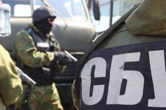 Силовики в Одессе поймали «на горячем» антиукраинского агитатора
