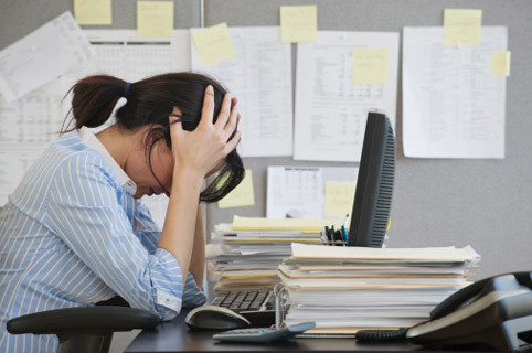 Как не уставать на работе: 8 полезных советов