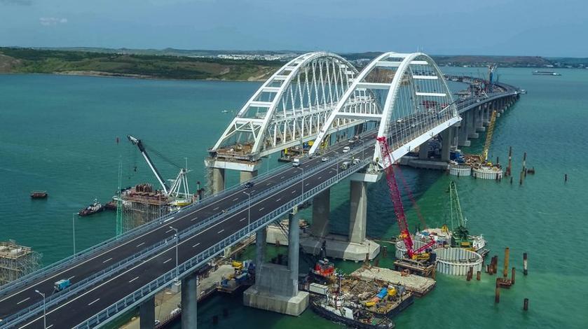 Названа реальная дата запуска поездов поКрымскому мосту