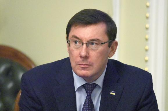 В Администрации Президента готовятся материалы об увольнении Луценко