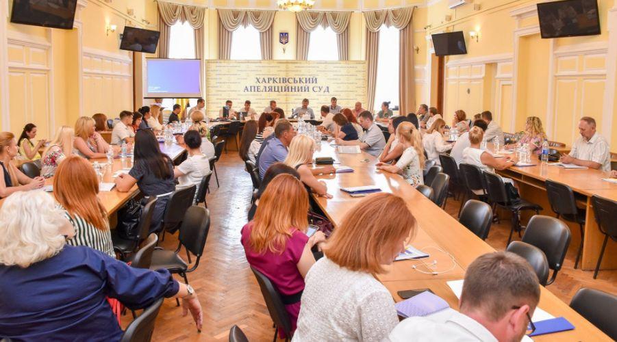Впровадження ЄСІТС: у Харкові обговорили європейський досвід