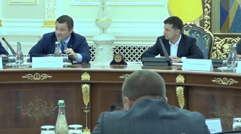 Андрій Богдан запропонував ввести до апарату Антикорсуду працівників СБУ та НАБУ