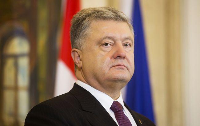 Порошенко прибыл на допрос в Госбюро расследований подробности