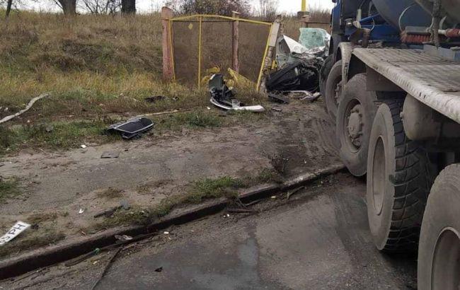 Смертельное ДТП в Голосеевском районе: погибла молодая девушка