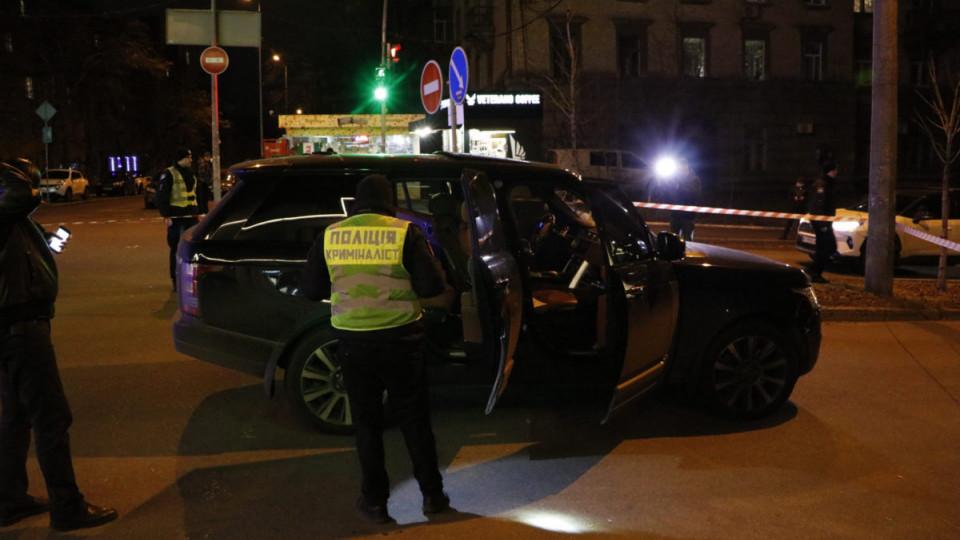 ВКиеве обстреляли Range Rover: убит парень 3-х лет