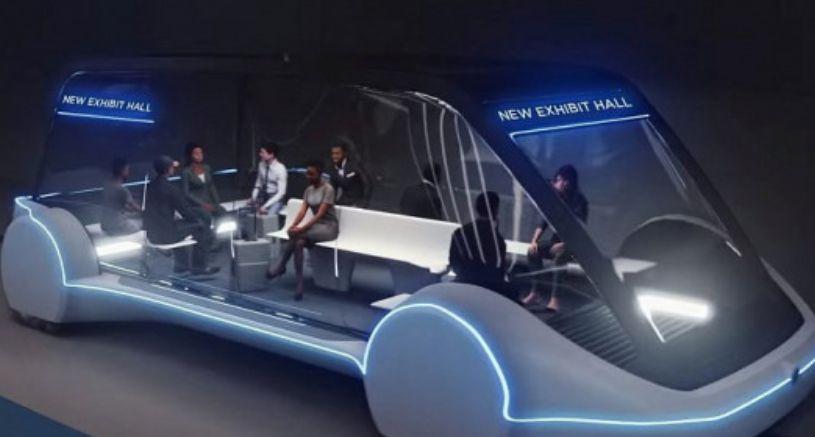 Автомобильное метро от Tesla: раскрыли план Илона Маска