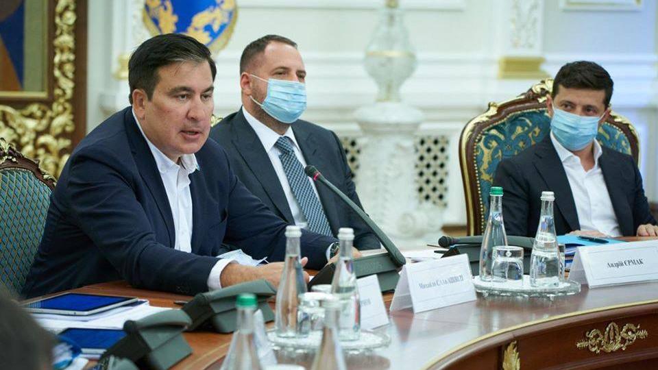 Михаил Саакашвили: в Верховном Суде должны работать иностранные судьи