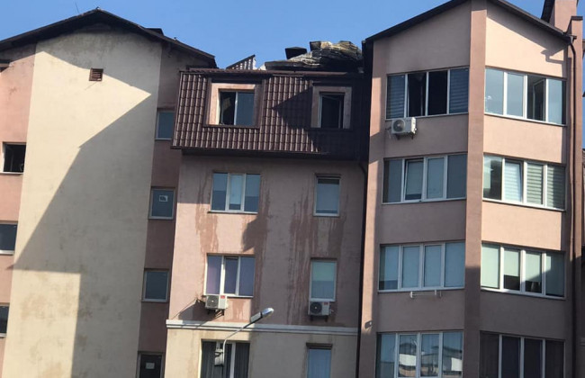Разрушительный пожар в шестиэтажке под Киевом: все подробности о пострадавших, видео