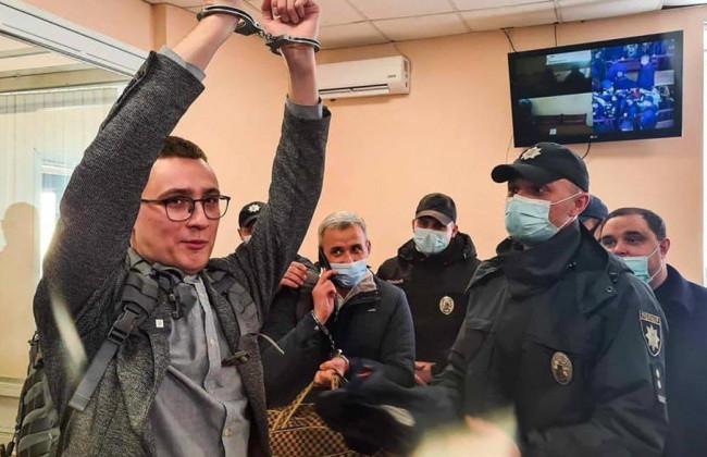 В «Слуге народа» потребовали, чтобы активиста Стерненко судили судьи, которым доверяет общественность