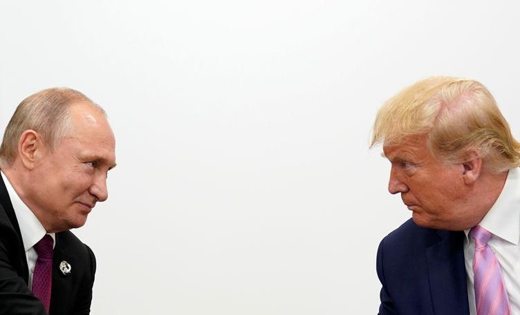 Российская Федерация  вмешивалась ввыборы попрямому указанию Владимира Путина  — Доклад разведки США