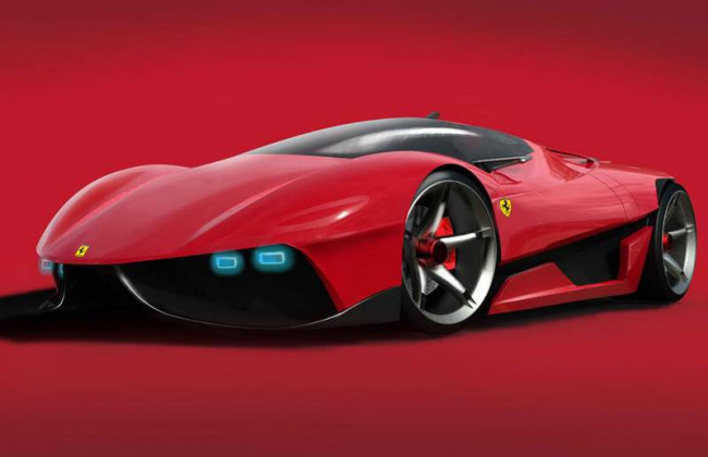 Ferrari анонсировала новый суперкар: фото
