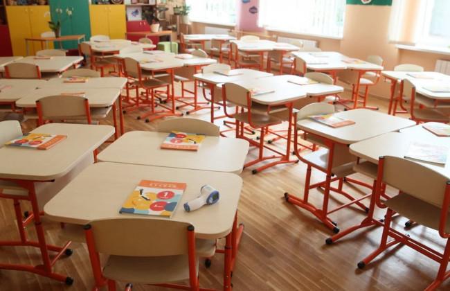 Школярі Києва не підуть на канікули передчасно: ситуація із COVID під контролем