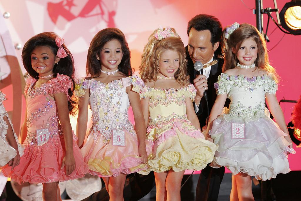 Конкурс красоты для детей у