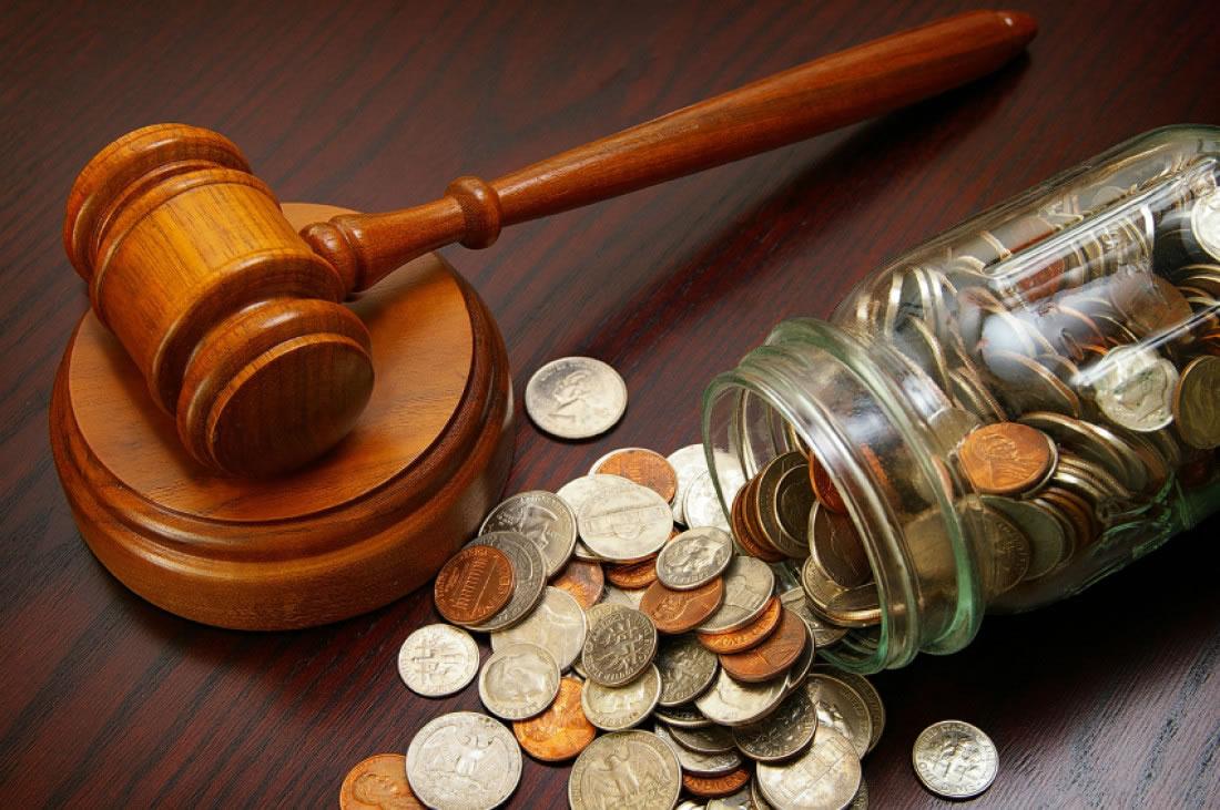 было Кто оплачивает судебные издержки колебания