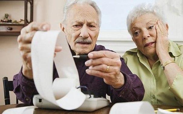 Военных пенсионеров обманули с повышением пенсий